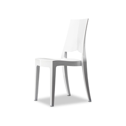 Glenda | Restaurant chairs | Scab Design