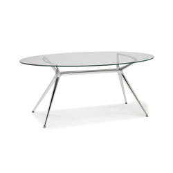 Metropolis 180x100 | Dining tables | Scab Design