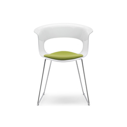 Miss B Antishock | Restaurant chairs | Scab Design