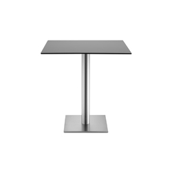 Tiffany round column | Cafeteria tables | Scab Design