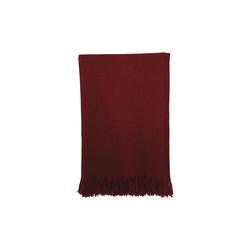 Dufy plaid rosso      Poemo Design