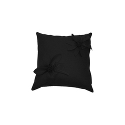 Eva Fiore cushion antracite | Cushions | Poemo Design