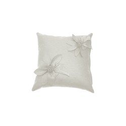 Eva Fiore cushion ecru | Cushions | Poemo Design