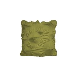 Gorgonia cushion kiwi | Cushions | Poemo Design