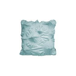 Gorgonia cushion turchese | Cushions | Poemo Design