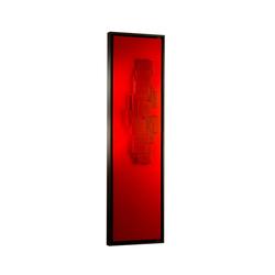 Sculptural Rouge | Radiateurs | CINIER