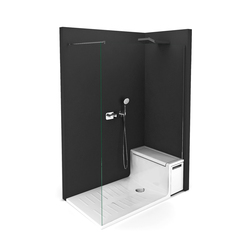 Hide and Seat | Shower cabins / stalls | ROCA