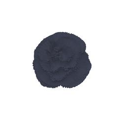 Rosa Plisse' cobalto | Cushions | Poemo Design