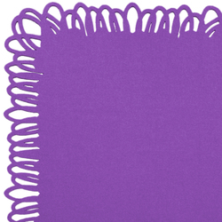Son carpet viola | Alfombras / Alfombras de diseño | Poemo Design