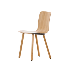 HAL Ply Wood | Sillas multiusos | Vitra