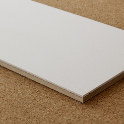Polyurethane resin floor system, glass bead finish | Plastique | selected by Materials Council