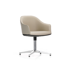Softshell Chair | Visitors chairs / Side chairs | Vitra