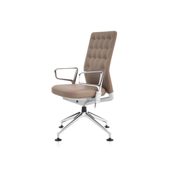High End Task Chairs With Seat In Leather On Architonic