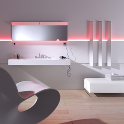 Lighting system 7 | 36° | Linear lights | GERA