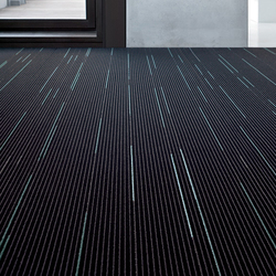 SCALE Stripe GW95 / D1007 | Carpet tiles | Vorwerk
