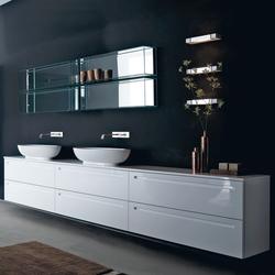 Zero mobili lavabo rifra architonic for Produttori mobili per ufficio