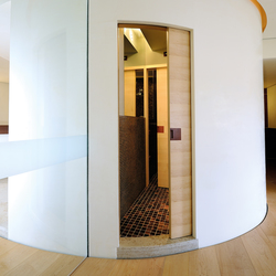 CIRCULAR SINGLE | Internal doors | Eclisse