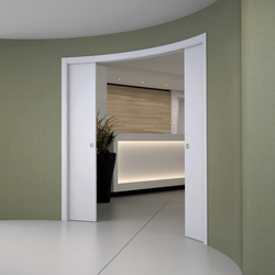 CIRCULAR DOUBLE | Internal doors | Eclisse