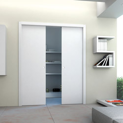 Ewoluto® Double | Internal doors | Eclisse