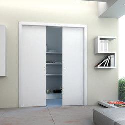 Ewoluto® Corredero Extensión | Puertas de interior | Eclisse