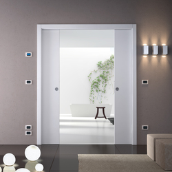LUCE DOUBLE | Internal doors | Eclisse