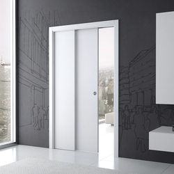 Telescopic | Internal doors | Eclisse