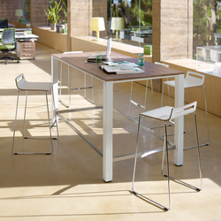 temptation high desk | Tables debout | Sedus Stoll