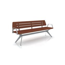 Ad Hoc | Exterior benches | Cabanes