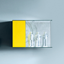 Float Wall | Wall shelves | Glas Italia