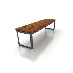 Ara | Exterior benches | Cabanes