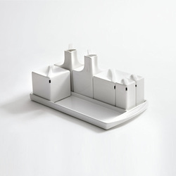 Rubik cruet stand | Salz & Pfeffer | bosa