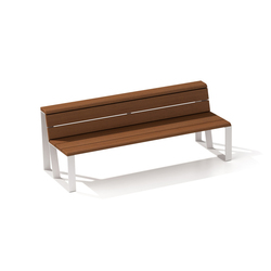 Lineal | Exterior benches | Cabanes