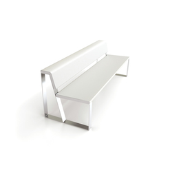 Lineal | Waiting area benches | Cabanes