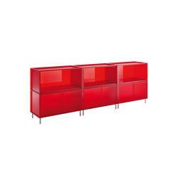 One | Office shelving systems | Kartell