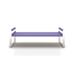 New York | Waiting area benches | Cabanes