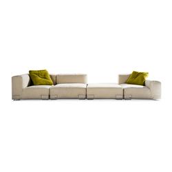 Plastics Duo | Divani lounge | Kartell