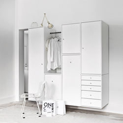 Montana Wardrobe | application example | Armoires | Montana Furniture