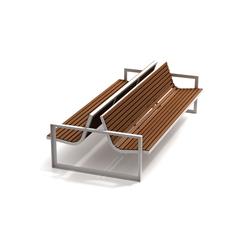 Rio | Exterior benches | Cabanes