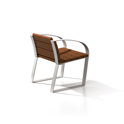 Royal City | Exterior chairs | Cabanes