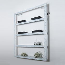 Ergo Sum Bookcase wall system | Shelves | IN-ES.ARTDESIGN