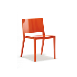 Lizz | Multipurpose chairs | Kartell
