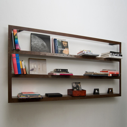 Ergo Sum Bookcase wall system | Regale | IN-ES.ARTDESIGN