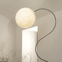 Luna piantana floor lamp | Free-standing lights | IN-ES.ARTDESIGN