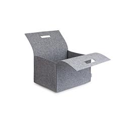 Porter Felt Carry Box | Contenedores / cajas | greybax