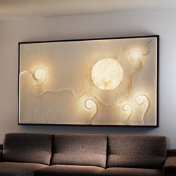 Lunar Dance wall lamp | Appliques murales | IN-ES.ARTDESIGN