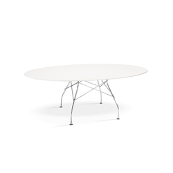 Glossy | Dining tables | Kartell