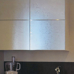Madras® Uadi Silver | Decorative glass | Vitrealspecchi