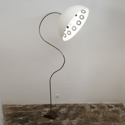 Mezza Luna unica floor lamp | Free-standing lights | IN-ES.ARTDESIGN