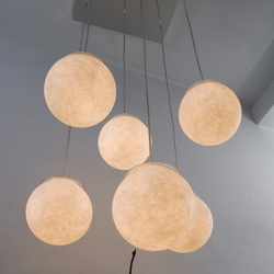 Sei Lune pendant | Suspended lights | IN-ES.ARTDESIGN