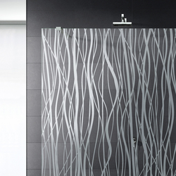 Madras® Fili Maté chiaro | Shower screens | Vitrealspecchi